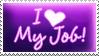 Job Love Stamp by yanagi-san