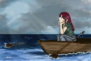 Life is Like a Boat... by yanagi-san