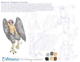 Bestiarum Vocabulum: Cursifan