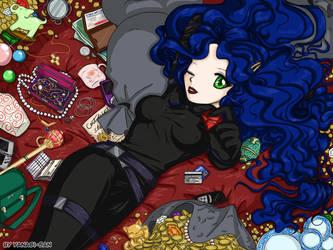 Sneak Thief by yanagi-san