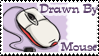 Mouse Users Club Stamp by yanagi-san