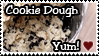 Cookie Dough Love Stamp by yanagi-san