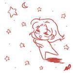 Incandescence, Shining Stars by yanagi-san