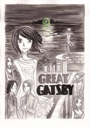 +The Great Gatsby Cover+ by DeathMcHandsome