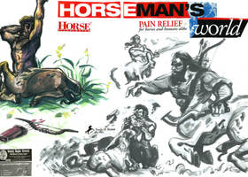 Horseman's World