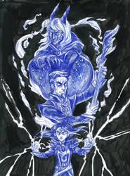 Midnight Star by DeathMcHandsome