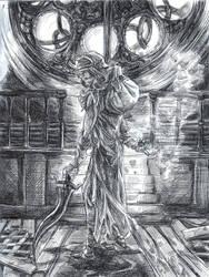Seeker of Secrets by DeathMcHandsome