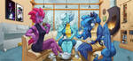 Virgin Killer Tea Party by ZwitterKitsune