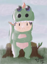 Dinooo.- by NakuKirai