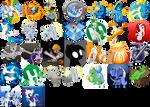 Pony Icon Pack