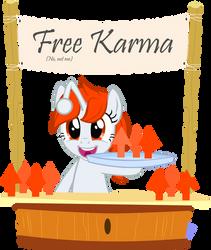 Free Karma by PinkiePi314