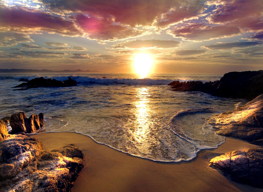 Sunrise by TwilightxGirl