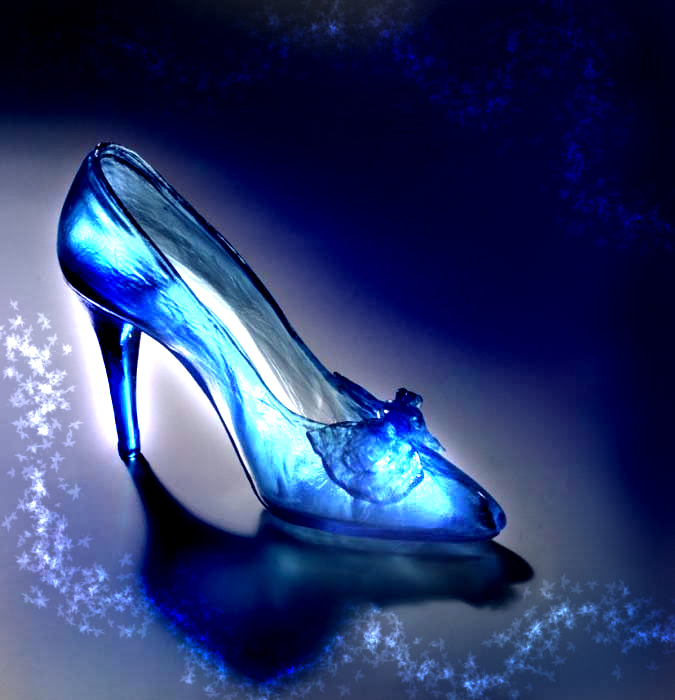 Glass Slipper by TwilightxGirl