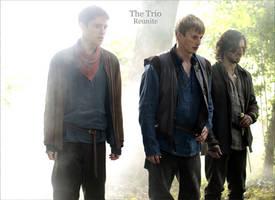 The Trio Reunite by TwilightxGirl