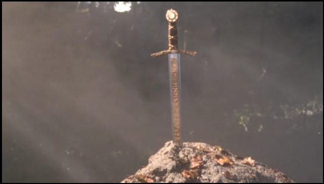 Merlin sword in the stone - photo#17