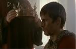 Merlin S4 Arthur Being Crowned