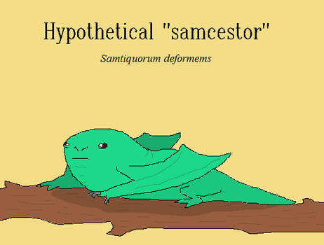 The Samcestor
