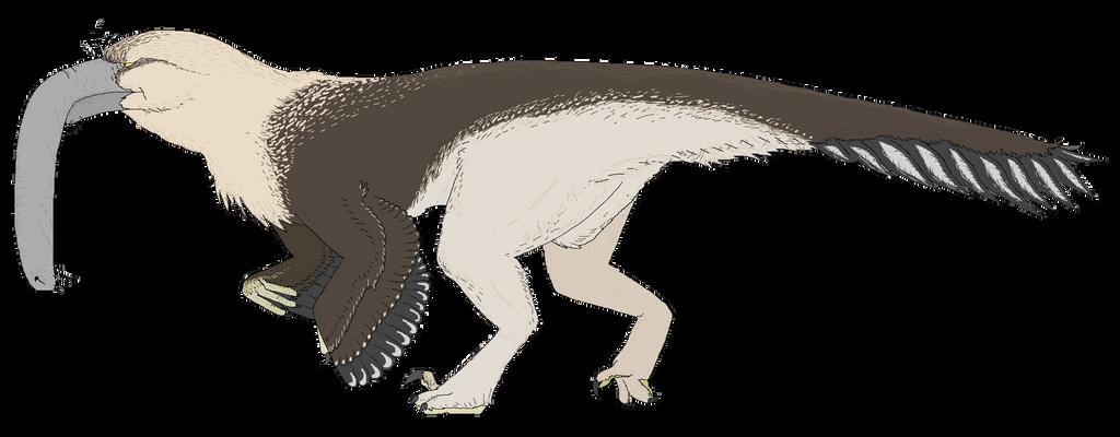 Dakotaraptor by AntFingers