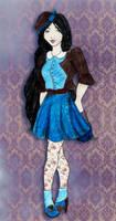 Violet Sinclair by lunalove2