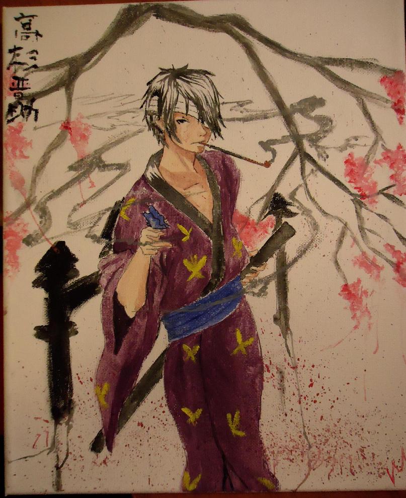Takasugi Shinsuke by lunalove2