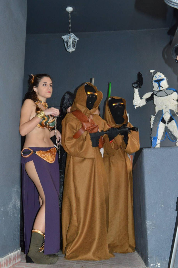 With the Jawas! by lunalove2