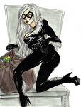 Black Cat by lunalove2