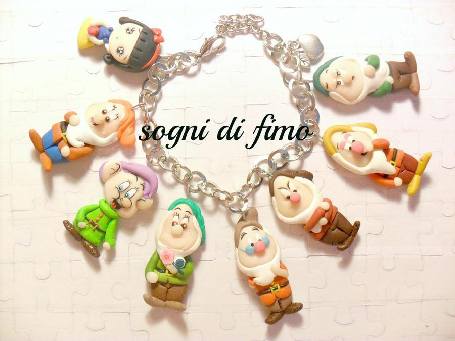 Snow White and the Seven Dwarfs :) by SogniDiFimoCReazioni