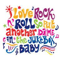 I love Rock n Roll by Nour-T