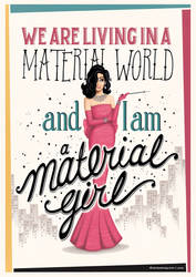 Material Girl by Nour-T