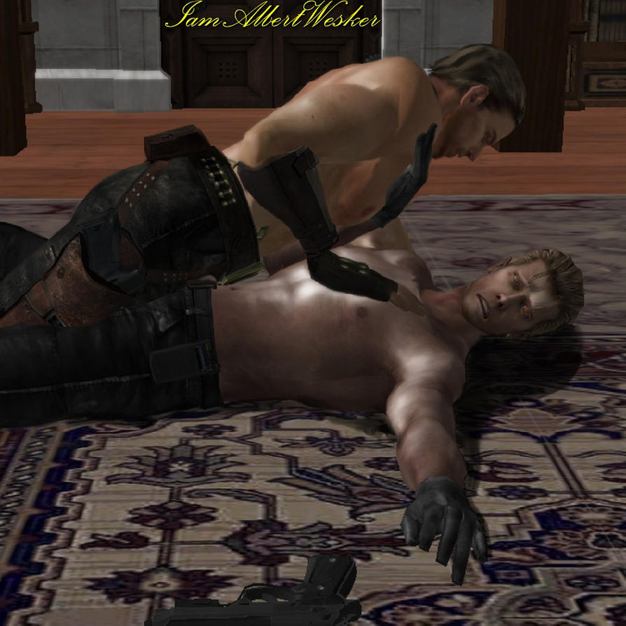 Chris redfield resident evil albert wesker jill valentine секс