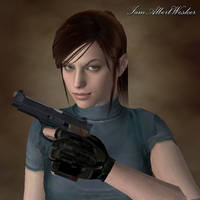 Claire - Come get some by IamAlbertWesker