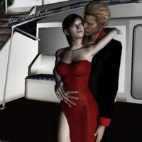 WeskerxClaire - Eternal Love by IamAlbertWesker
