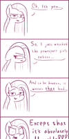 Pinkamena's Thoughts [Mini Comic]