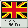 Denglisch language level NATIVE by dotoro3