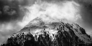 Stuermischer Gipfel