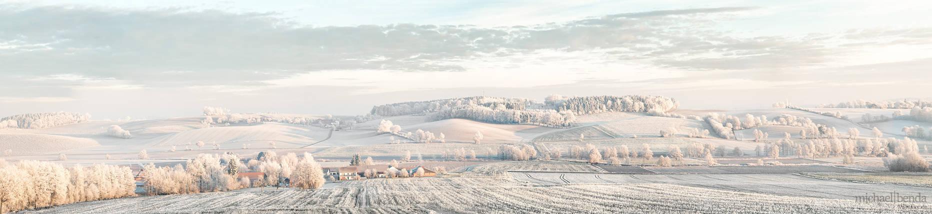 Der Winter kommt ...