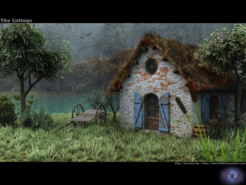 Mika's House The_Cottage_by_Saber1705