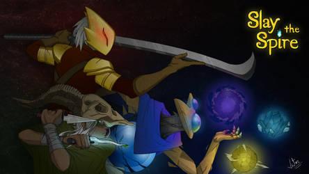 Slay the Spire by Victor-Sama