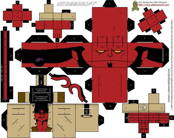 HellBoy. by Raza5