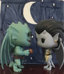 Moonlight mates by Wildandcrazyart