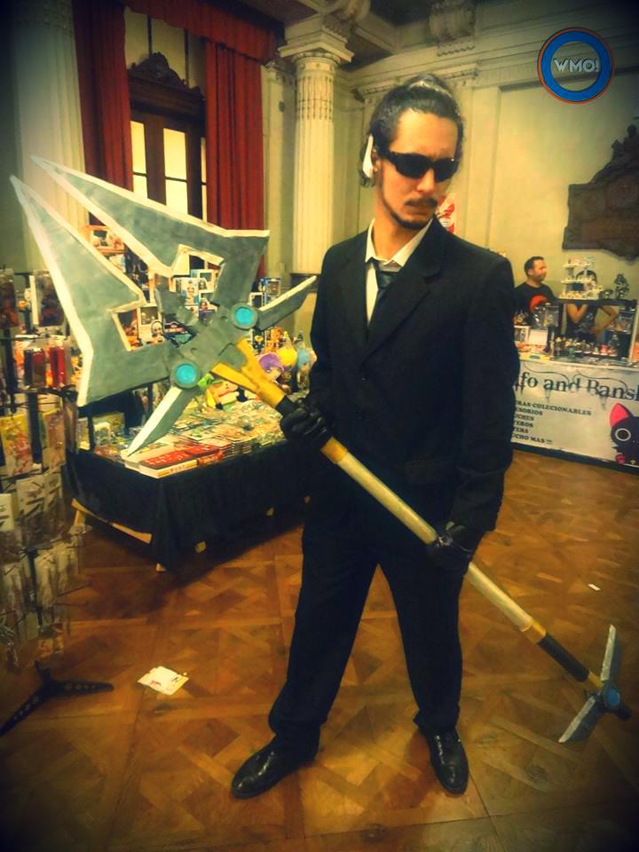 Secret Agent Xin Zhao - League Of Legends by JoreXXX on ...