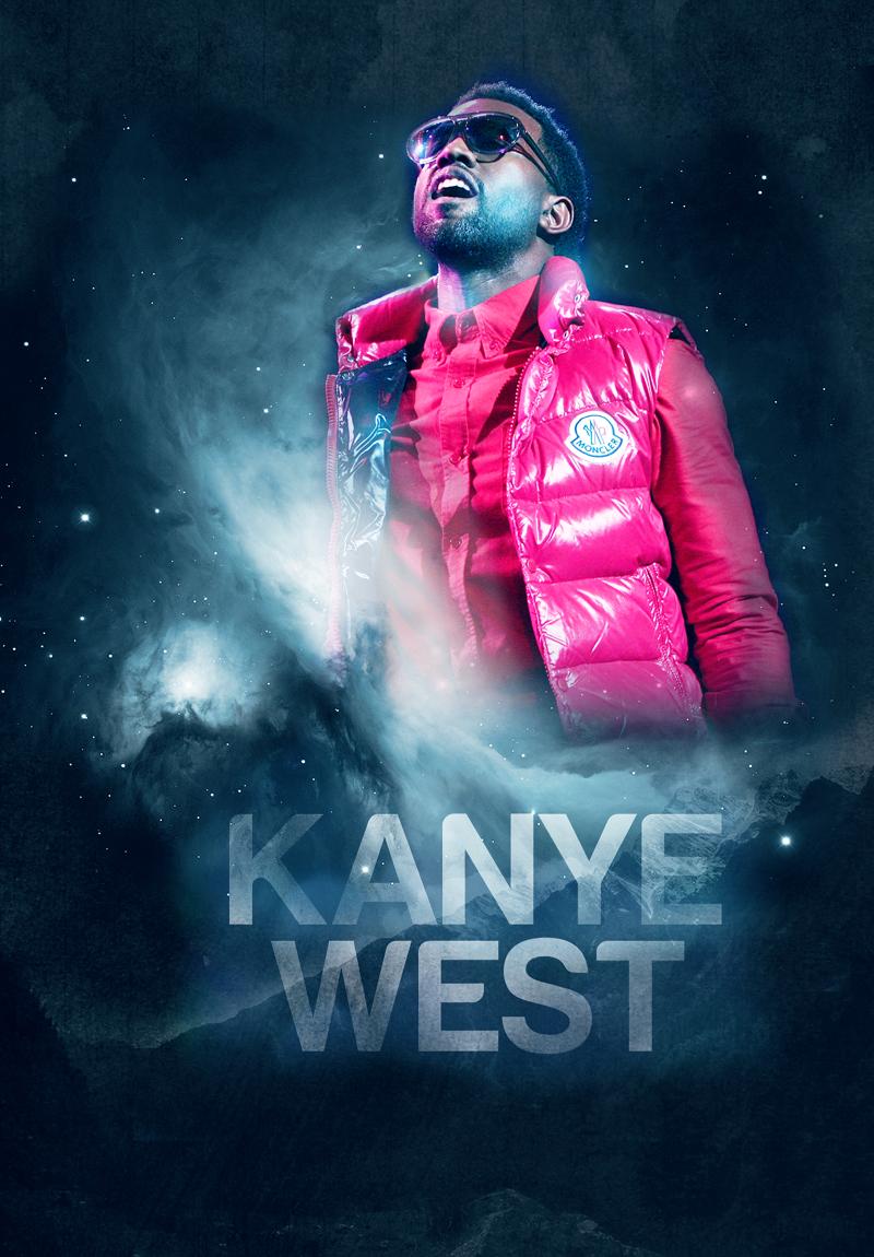 Kanye West Fan Artwork