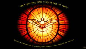 Holy Spirit: Do not fear