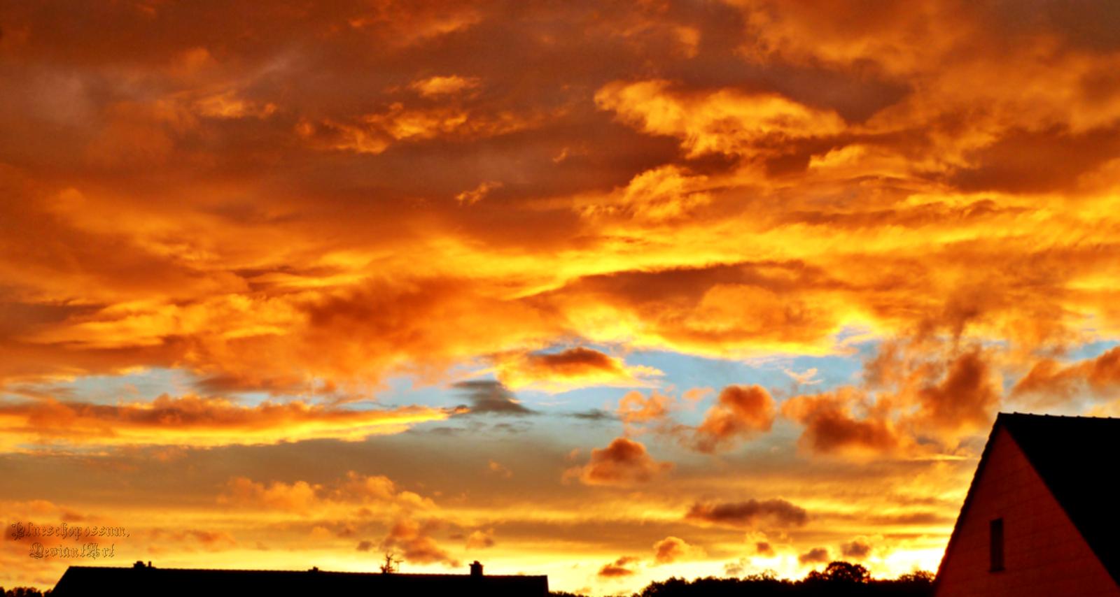 Good Wallpaper Fire Gold - clouds_of_fire_and_gold_by_plueschopossum-d5g4hpt  2018_403310 .jpg