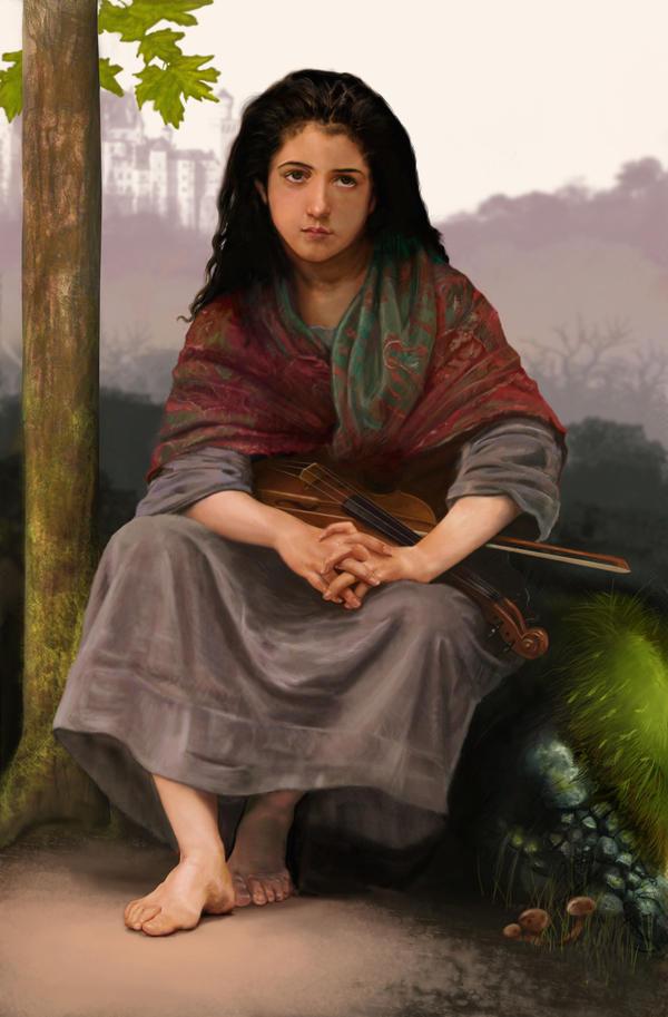 My Bohemian by brucethebandit