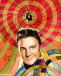 Retro Elvis