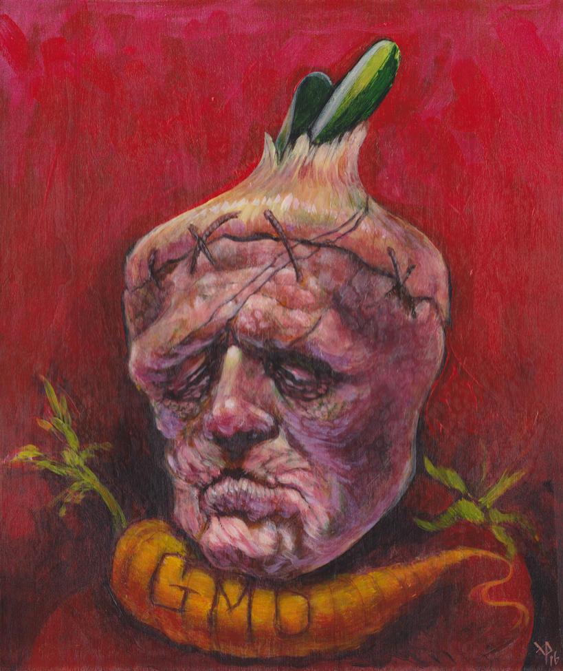 GMO by brucethebandit