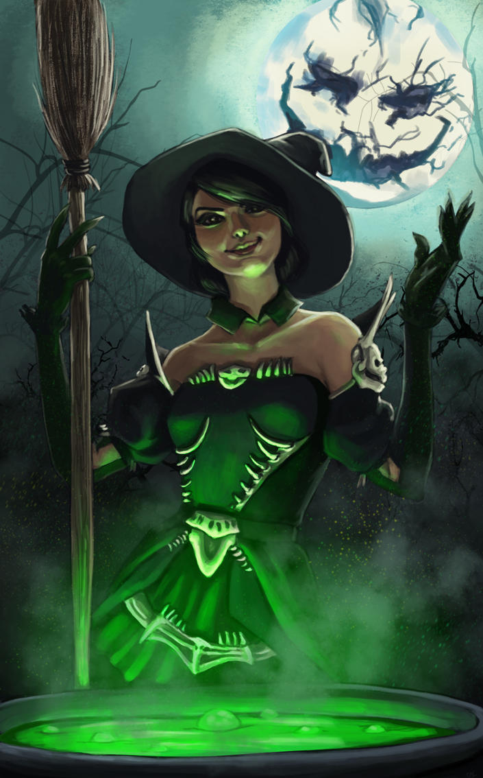 Guild Wars 2 Halloween by Art-of-CML on DeviantArt