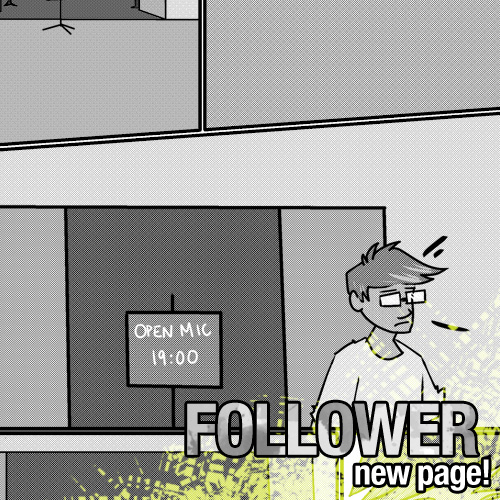 Follower: Joke Night With Tolio 1 by bugbyte