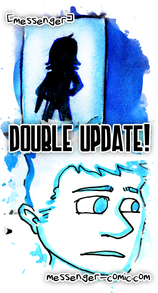 Messenger double update! by bugbyte